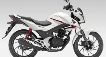 Da Honda la nuova CB125F, monocilindrica con percorrenze fino a 51,3 km/l
