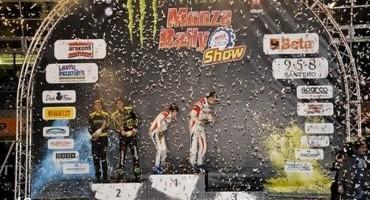 Monza Rally Show, Kubica vince e conquista il pubblico