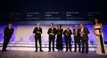 Carrera Cup Night, premiato l'impegno dei Concessionari
