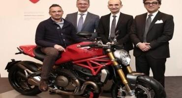 Borgo Panigale, un Monster 1200 S la milionesima Ducati prodotta