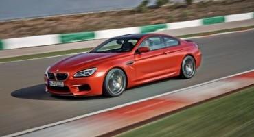 BMW presenta le nuove M6 Coupé, M6 Cabrio e M6 Gran Coupé