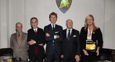 """Presentato un nuovo e prestigioso libro dedicato a Lamborghini: """"Lamborghini – 50 anni di fascino e passione"""""""
