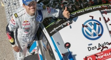 World Rally Champion Sébastien Ogier and the Volkswagen Polo R WRC are guests in Nuremberg
