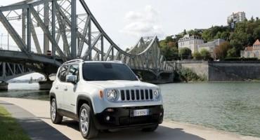 Cinque stelle Euro NCAP per la nuova Jeep Renegade