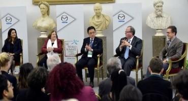 Mazda: Nobel Peace laureates summit a success