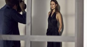 Olivia Wilde è il nuovo volto di H&M per la campagna Conscious Exclusive