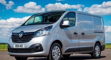 New Renault Trafic Wins What Van? 2014 Best Medium Van in the United Kingdom