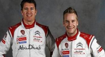 WRC, nel 2015 confermati Østberg e Andersson su Citroen Racing