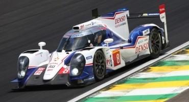 """TOYOTA Motorsport riceve il premio """"Casco d'Oro 2014"""" per la doppia vittoria ottenuta nel Mondiale Endurance"""