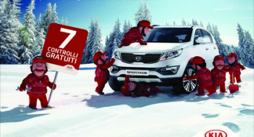 My Kia Winter 2014