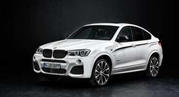 Nuove parti BMW M Performance