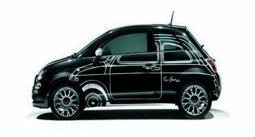 """Fiat """"500 Ron Arad Edition"""", partiti gli ordini in Italia"""