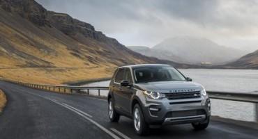 Land Rover Discovery Sport: la presentazione alla stampa e la prova di guida in Islanda