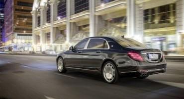 Mercedes-Maybach Classe S, l'essenza del lusso – Debutto sul mercato previsto a febbraio 2015