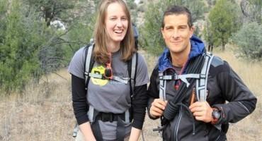 Land Rover: Bear Grylls e Alex Woodford insieme in una spedizione nel Nuovo Messico