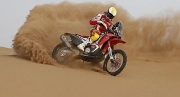 Anche Motul alla Dakar 2015