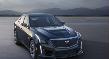 Cadillac lancia sulla CTS-V il nuovo motore da 640 cavalli e 200 mph