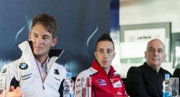 MotoGP, il benvenuto di Akrapovič alle due star Marco Wittmann e Andrea Dovizioso