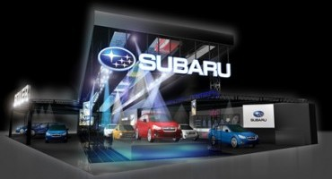 Subaru sarà presente al Tokyo Auto Salon 2015