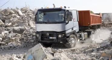 Consumi ridotti e nuova tecnologia OptiTrack sulla Gamma C di Renault Trucks