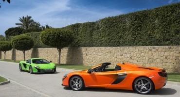 McLaren 650S, tre premi in una settimana e fan in tutto il mondo