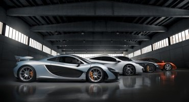 McLaren Special Operations introduces  Defined range of options