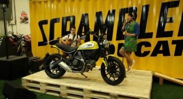 Il fatidico giorno è arrivato, a Bologna inizia la produzione dello Scrambler Ducati