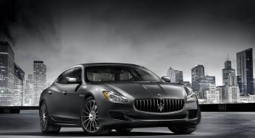 Maserati: positivo il trend di crescita da gennaio a novembre 2014