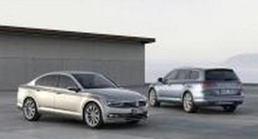 Euro NCAP awards maximum rating of 5 stars to the new Passat