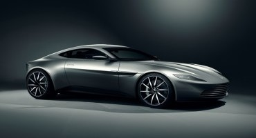 "Eccola, l'Aston Martin DB10 ""James Bond"""