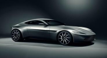 "Eccola, l'Aston Martin DB10 ""James Bond"""