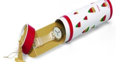 Avete dubbi sul regalo di Natale?…Ci pensa Swatch, con HOLIDAY TWIST