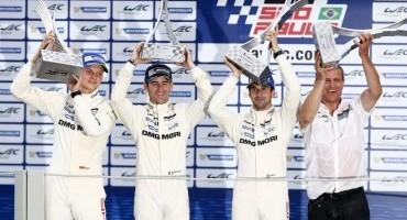 Mondiale Endurance, LMP1, vittoria all'esordio per la Porsche 919 Hybrid