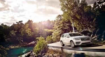 Volvo Cars, la tecnologia Twin Engine sul potente ed ecologico Suv XC90 T8