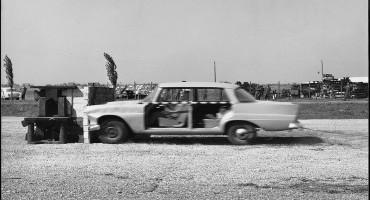 Mercedes-Benz, 75 anni di sicurezza