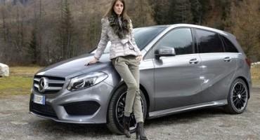 Mercedes Classe B, la nuova dimensione del monovolume della Stella