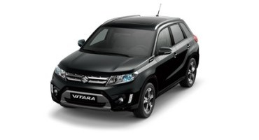 Suzuki Vitara è tornata con la serie speciale Web Black Edition