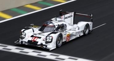 FIA WEC 2014 , prima vittoria per la Porsche 919 Hybrid e grave incidente di Mark Weber