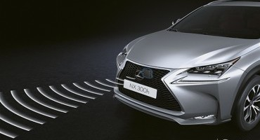 Maximum 5 star Euro Ncap rating in 2014 For Lexus NX 300H