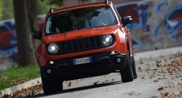 Da domenica il nuovo spot TV di Jeep Renegade