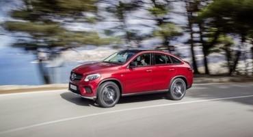 Mercedes-Benz presenta la nuova GLE Coupé