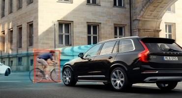 City Safety, il nuovo sistema di prevenzione delle collisioni di Volvo Cars