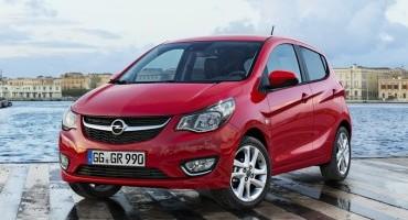 Da Opel una nuova piccola, accattivante, con carattere…è Karl
