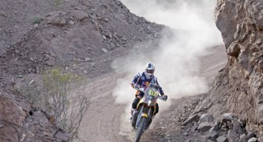 Dakar, KTM : terza tappa a Matthias Walkner