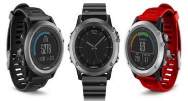 CES 2015, Garmin presenta due Smartwatches per gli amanti dello sport