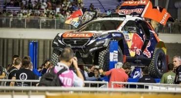 Dakar: Team Peugeot-Total e la 2008 DKR pronti al via