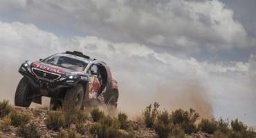 Dakar, prosegue la corsa in Argentina della Peugeot 2008 DKR