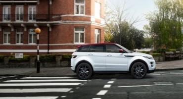 Range Rover, al Salone d Montreal debutta la nuova Evoque NW8 Special Edition