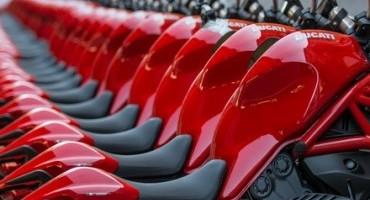 Ducati, nuovo anno record con 45.100 moto immatricolate nel 2014