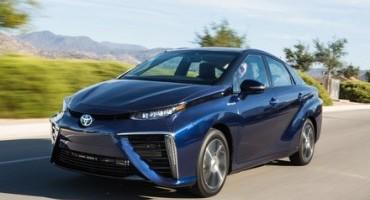 Toyota Mirai: un successo in Giappone, 1.500 ordini in un solo mese